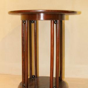 tavolino da centro Josef Hoffmann_round_table_Wien