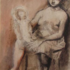 Bruno-Saetti-disegno-acquerellato