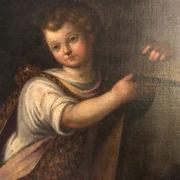 600_dipinto_painting_cristo_gesù_bambino_scuola_veneta_egidio_martino_croce