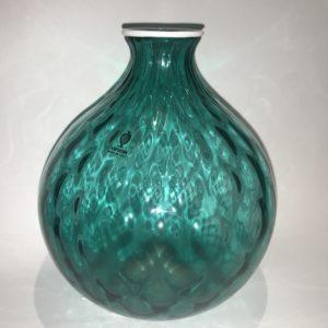 vetro verde petrolio