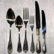 800-art-nouveau-liberty-servizio-posate-argento-silver-tableware-cucchiai-spoon-fork-forchetta-coltello-knife