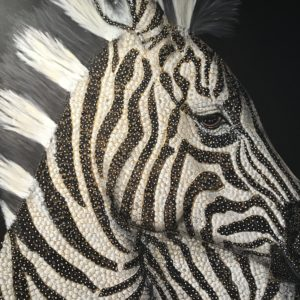 Zebra di Manù Brunello